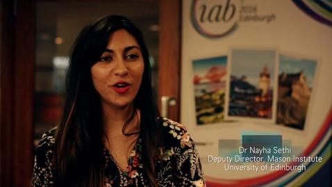 Thumbnail for entry IAB 2016 Legacy Film
