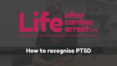 Thumbnail for entry How to recognise PTSD