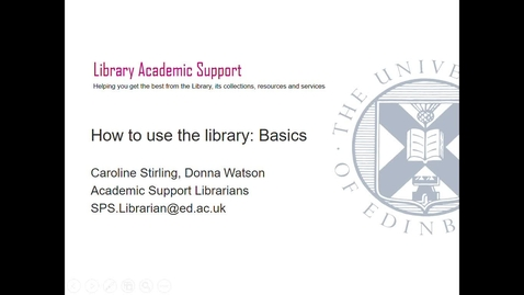Thumbnail for entry SPS How to use the library