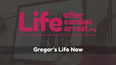 Thumbnail for entry Gregor's life now