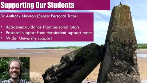 Thumbnail for entry Year 4 PT, Academic  and Student Support