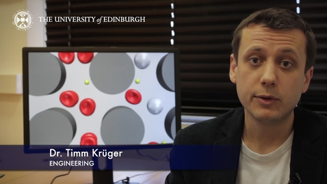 Thumbnail for entry Timm Kruger -  Engineering- Research In A Nutshell - School of Engineering -25/10/2015