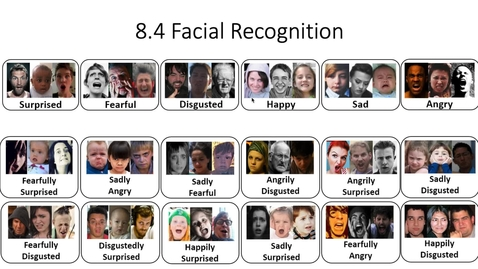 Thumbnail for entry 8.4 Facial Recognition