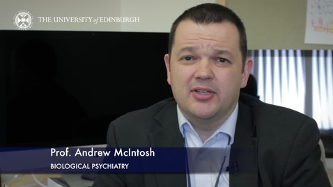 Thumbnail for entry Andrew Mcintosh- Biological Psychiatry - Research In A Nutshell- Edinburgh Neuroscience-21/05/2015