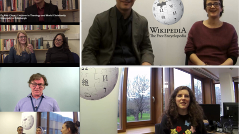 Thumbnail for entry Reflections on Wikipedia assignments at the University of Edinburgh