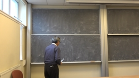 Thumbnail for entry Tsutomu Yanagida: Lecture II - Gravity Mediation and Its Phenomenological Problems