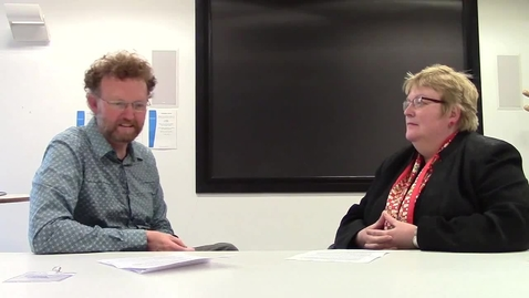 Thumbnail for entry Open Data in practice - Interview with Sally Kerr  2015 - Digital Services Manager (Edinburgh Council)