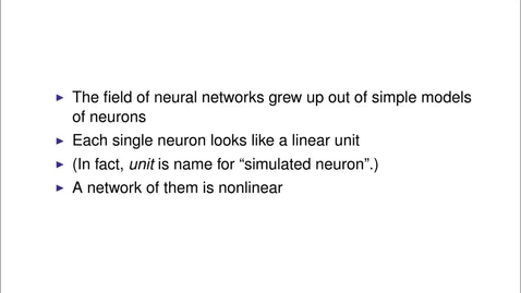 Thumbnail for entry Neural Units