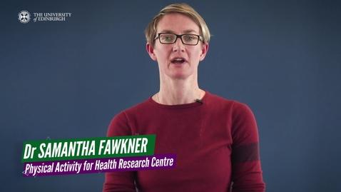 Thumbnail for entry Dr Sam Fawkner