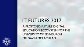 Thumbnail for entry 9. Gavin McLachlan