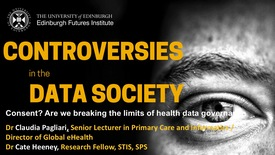 Thumbnail for entry Claudia Pagliari - Consent in health data governance - Controversies Week 3 2018