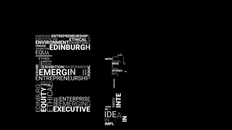 Thumbnail for entry EIE word cloud and why you should sign up for EIE2020