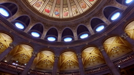 Thumbnail for entry McEwan Hall - Drone footage - Gvs