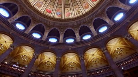 Thumbnail for entry McEwan Hall - Drone footage - Gvs