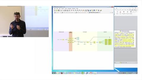 Thumbnail for entry 12. Practical Session: IFNB Pathway Description & Diagram (Cont.)