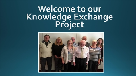 Thumbnail for entry Learning from Other Places: Improving Choice for People with Dementia