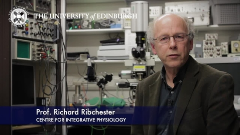 Thumbnail for entry Richard Ribchester- Centre for Integrative Physiology - Research In A Nutshell- Edinburgh Neuroscience-08/05/2012