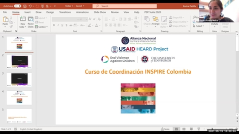 Thumbnail for entry Modulo 8: INSPIRE Coordination Course
