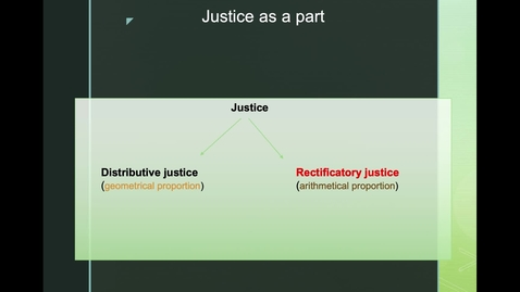 Thumbnail for entry Aristotle Lecture 3.4