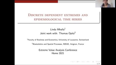 Thumbnail for entry Linda Mhalla EVA Talk Preview