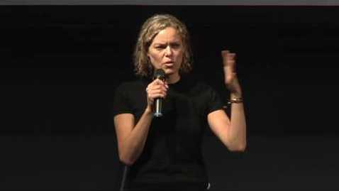 Thumbnail for entry Wikimania 2016 - Q&A with the ED of Wikimedia Foundation Katherine Maher