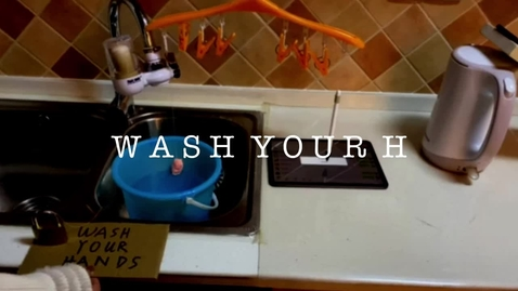 Thumbnail for entry G17 Red - Wash Your Hands