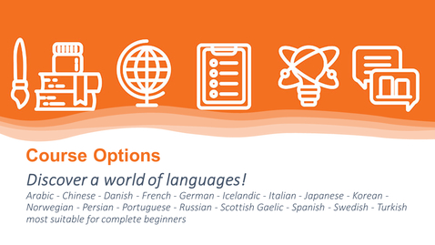 Thumbnail for entry Discover a world of languages!