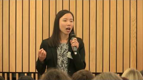 Thumbnail for entry The University of Edinburgh 3 Minute Thesis Competition Final 2016