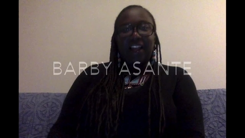 Thumbnail for entry Barby Asante Part 1