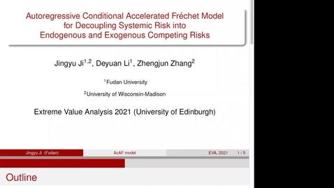 Thumbnail for entry Jingyu Ji EVA Talk Preview