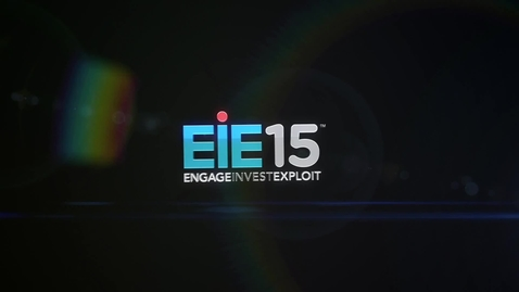 Thumbnail for entry EIE 2015 Event Highlights