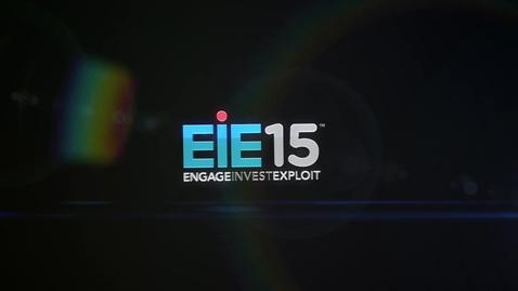 Thumbnail for entry EIE 2015 Event Highlights