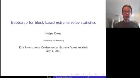 Thumbnail for entry Holger Drees EVA Talk Preview