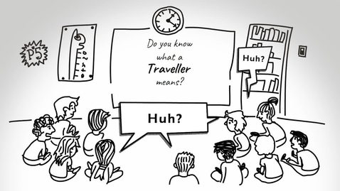 Thumbnail for entry Young Voices Series: Do you think Traveller culture is well understood in schools?
