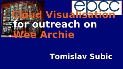 Thumbnail for entry MONC outreach demo