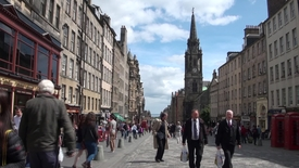 Thumbnail for entry Life in Edinburgh - The city -  Gvs