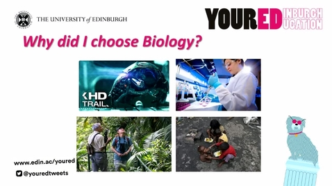 Thumbnail for entry Angela - St Augs - Biological Sciences