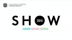 Thumbnail for entry Studying in Edinburgh - ECA Fashion Show