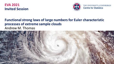 Thumbnail for entry Andrew M. Thomas EVA Talk Preview