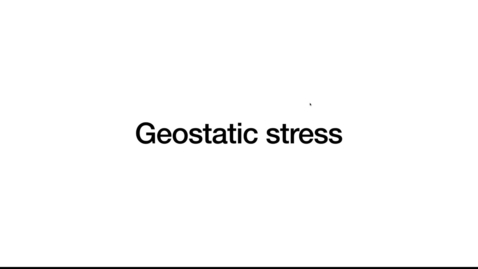 Thumbnail for entry GE2_geostatic_stress