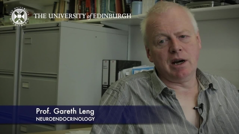 Thumbnail for entry Gareth Leng- Neurodocrinology - Research In A Nutshell- Edinburgh Neuroscience-16/07/2012
