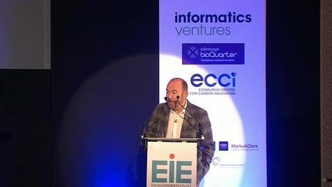 Thumbnail for entry Sir Brian Souter EIE 2014 Keynote