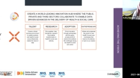Thumbnail for entry DataLoch: using routine data to help drive improvements in healthcare