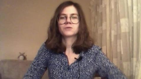 Thumbnail for entry Introduction – Claudia Chirita