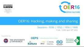 Thumbnail for entry OER16 morning parallels from Pentland West (Hacking)