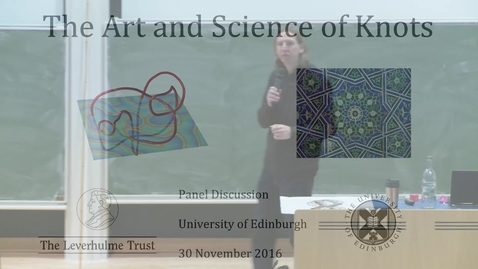 Thumbnail for entry The Art and Science of Knots: 1. Introduction