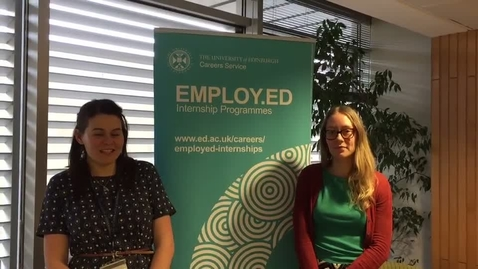 Thumbnail for entry Careers in Tech 2018 Employer Video - Employ.ed