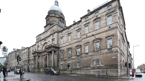 Thumbnail for entry Old College, University of Edinburgh
