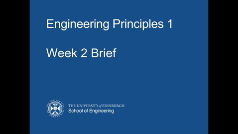 Thumbnail for entry EP1 - Week 2 Brief - 2021-22 - Part1 - Slides