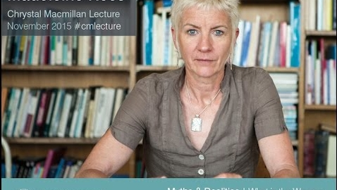 Thumbnail for entry Madeleine Rees: Myths and Realities - What is the Women, Peace, and Security Agenda?